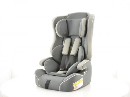 Kinderautositz Kindersitz Autositz grau Gruppe I-III, 9-36 kg