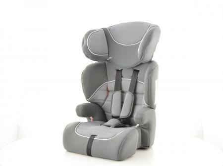 FK Kindersitz Auto grau Sicherheitssitz