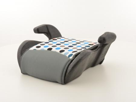 Kinderautositz Kindersitzerhöhung Autositz schwarz/blau Gruppe II-III, 15-36kg