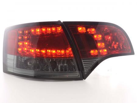 LED Rückleuchten Heckleuchten Audi A4 8E B7 Avant 04-08 rot/schwarz
