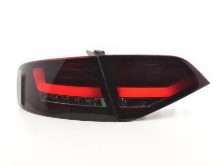 Led Rückleuchten gebraucht Audi A4 B8 8K Limo Bj. 07-11 rot/schwarz