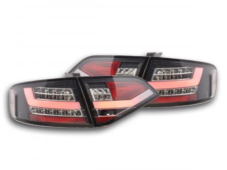 LED Rückleuchten Heckleuchten Set Audi A4 B8 8K Limo 07-11 schwarz