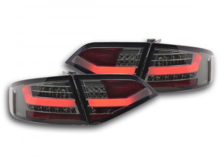 LED Rückleuchten Set Audi A4 B8 8K Limo Bj. 07-11 schwarz
