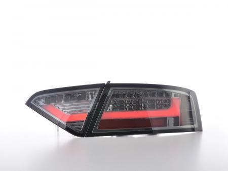 LED Rückleuchten Set Lightbar Audi A5 8T Coupe/Sportback Bj. 07-11 smoke