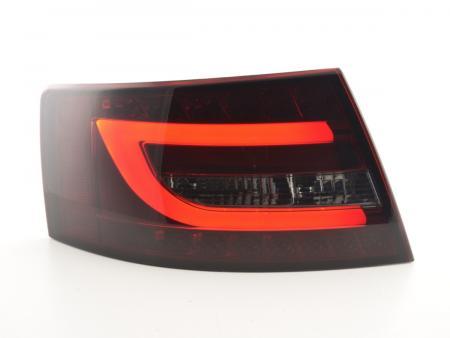 Rückleuchten gebraucht LED Audi A6 Limo (4F) Bj. 04-08 rot/schwarz