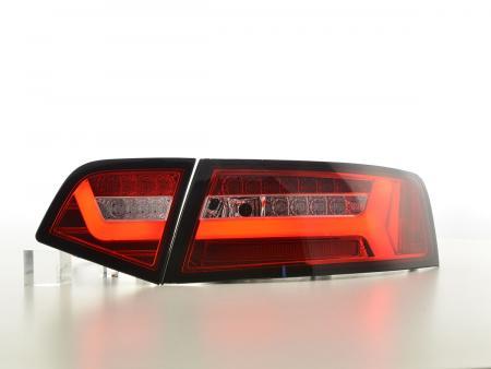 LED feux arriéres Audi A6 4F berline année de costr.  08-11 rouge/claire