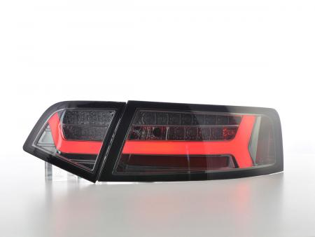 LED Rückleuchten Audi A6 4F Limousine Bj. 08-11 smoke
