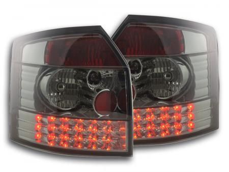 LED Rückleuchten Heckleuchten Set Audi A4 8E B6 Avant  01-04 schwarz