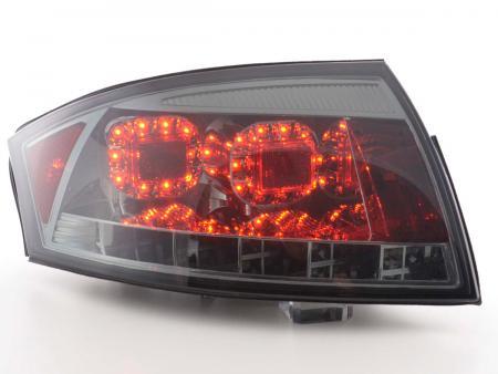 LED Rückleuchten Heckleuchten Set Audi TT Typ 8N  98-06 schwarz
