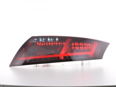 LED rear lights Lightbar Audi TT 8J  year 06-14 red/smoke