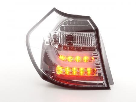 LED Rückleuchten Set BMW 1er E87/E81 3/5-trg. Bj. 04-07 chrom