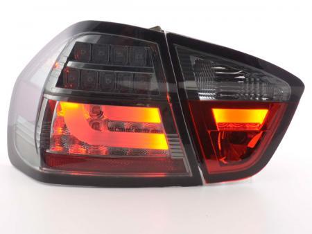 LED Rückleuchten Set BMW 3er E90 Limo Bj. 05-08 schwarz
