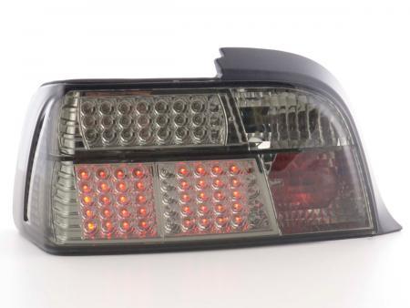 LED Rückleuchten Set BMW 3er Coupe Typ E36 Bj. 91-98 schwarz
