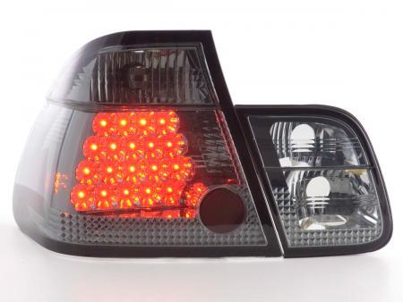 LED Rückleuchten Set BMW 3er Limousine Typ E46 Bj. 01-05 schwarz