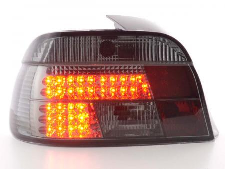 LED Rückleuchten Set BMW 5er Limousine Typ E39 Bj. 95-00 schwarz