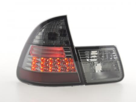 LED Rückleuchten Set BMW 3er E46 Touring Bj. 99-05 schwarz