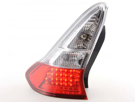 LED Rückleuchten Heckleuchten Set Citroen C4 3-trg. Typ L  04- klar/rot