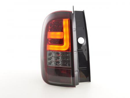 LED Rückleuchten Set Dacia Duster Bj. 10- rot/schwarz