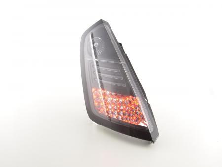 LED Rückleuchten Set Fiat Grande Punto (199)  ab 2005 schwarz
