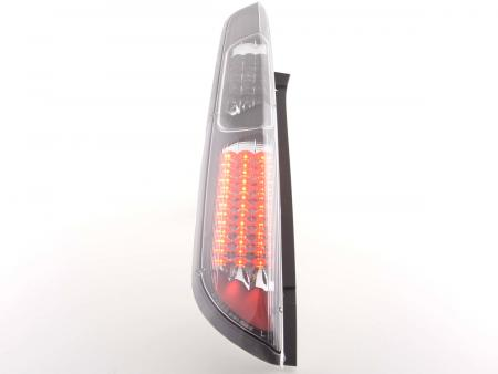LED Rückleuchten Heckleuchten Set Ford Focus 2 5-türig  04-08 schwarz
