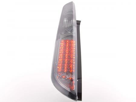 LED Rückleuchten Heckleuchten Set Ford Focus 2 5-türig  08-10 schwarz