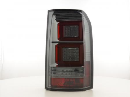 LED Rückleuchten Set Land Rover Discovery 3 Bj. 04-09 schwarz