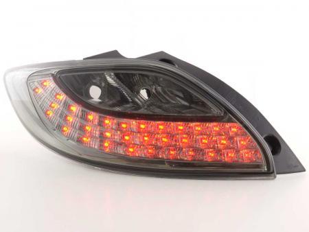 Rückleuchte LED gebraucht Mazda 2 (DE) Bj. 07- schwarz