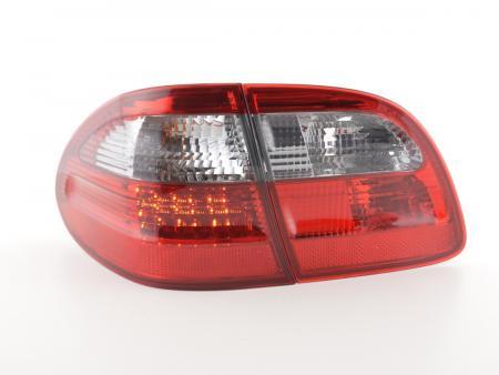 Led Rückleuchten gebraucht Mercedes E-Klasse Kombi (210) Bj. 99-03 rot/schwarz