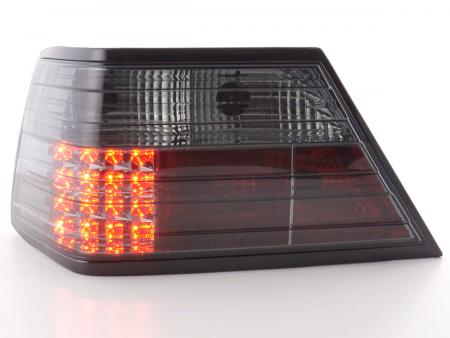LED Rückleuchten Set Mercedes E-Klasse Typ W124 Bj. 85-96 smoke