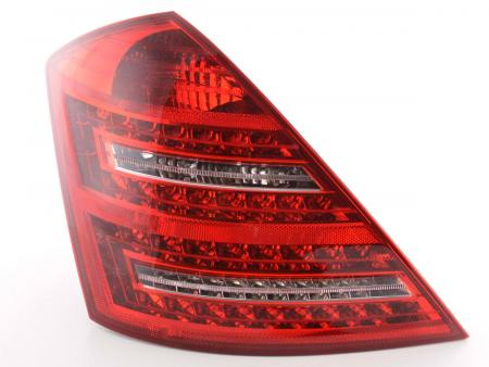 LED Rückleuchten Set Mercedes S-Klasse 221 Bj. 05-09 rot/klar