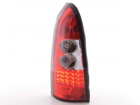 LED Rückleuchten Set Opel Astra G Caravan Bj. 98-03 klar/rot