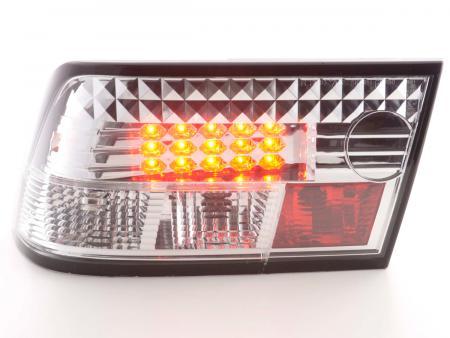 LED Rückleuchten Heckleuchten Set Opel Calibra Bj. 90-98 chrom