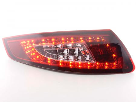Led rear lights Porsche 911 Typ 997 Yr. 05-09 red/clear