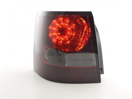 LED Rückleuchten Set Land Rover Range Rover Sport Bj. 06-10 rot/schwarz