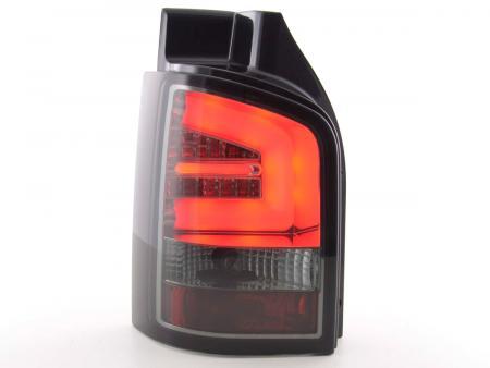 LED Lightbar Rückleuchten Set VW T5 Bj. 2010- 2015 smoke