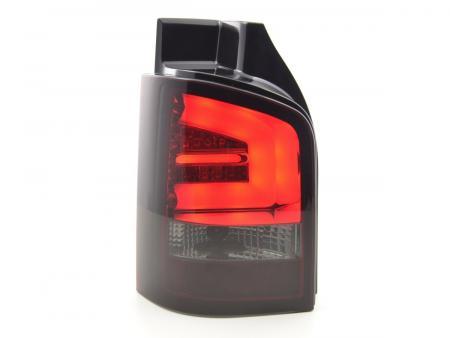 LED LightbarRückleuchten Set VW Bus T5 Bj. 2010 - 2015 rot/smoke