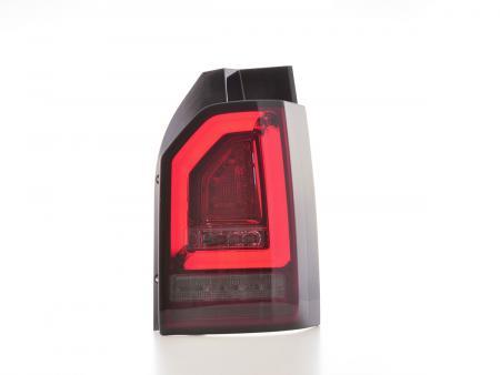 LED Rückleuchten VW Bus T6 Bj. ab 2015 rot/smoke