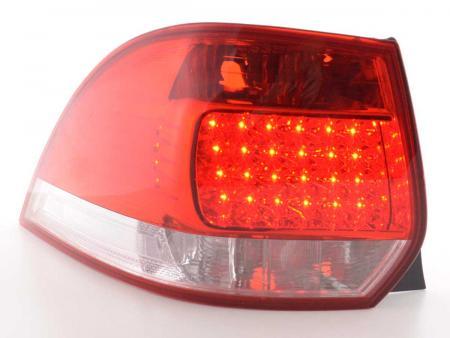 LED Rückleuchten Heckleuchten Set VW Golf 5 Variant 1KM  2007 - 2009 klar/rot