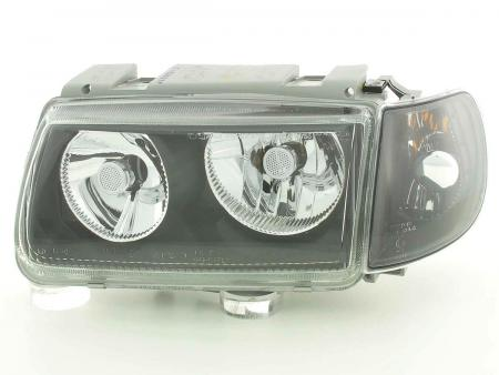 Scheinwerfer Powerlook VW Polo Typ 6N Bj. 94-99 schwarz