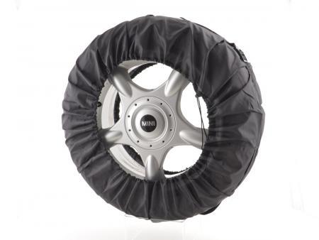 Reifentaschen Set 4-teilig ca. 13-18 Zoll bis Reifenbreite 275mm schwarz