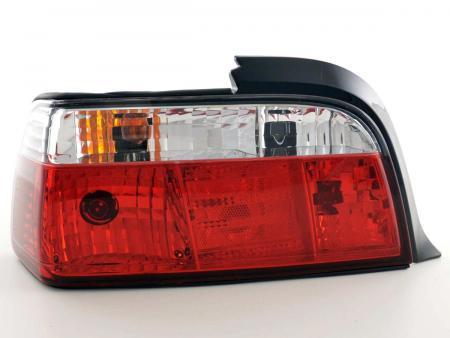 Rückleuchten Set BMW 3er E36 Coupe Bj. 92-98, chrom