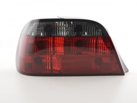 Rückleuchten Heckleuchten Set BMW 7er E38 Bj. 95-02 rot/schwarz