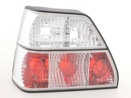 Rückleuchten Heckleuchten Set VW Golf 2 Typ 19E 84-91 klar