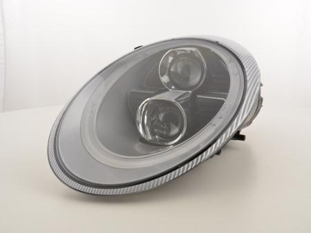 Scheinwerfer Set Xenon Daylight LED TFL-Optik Porsche 911 Typ 997 Bj. 04-08 chrom