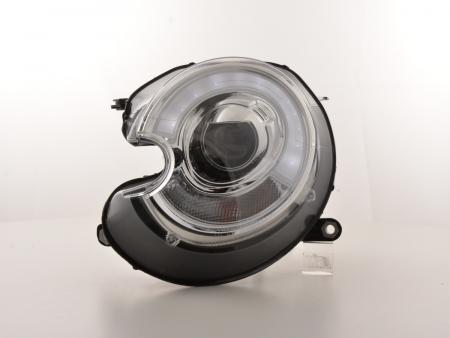 Scheinwerfer Set Daylight LED TFL-Optik Mini One / Cooper Bj. 06-10 chrom