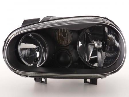 Scheinwerfer VW Golf 4 Typ 1J Bj. 98-03 schwarz