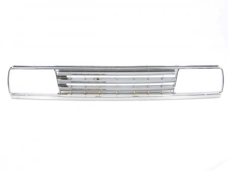 Sportgrill Frontgrill Grill VW Jetta Typ 19E Bj. 88-92 chrom