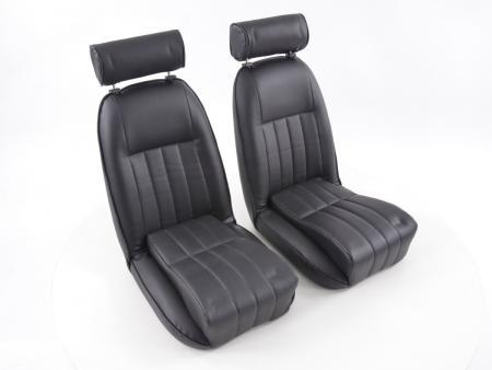 tuning shop fk oldtimersitze auto vollschalensitze set. Black Bedroom Furniture Sets. Home Design Ideas