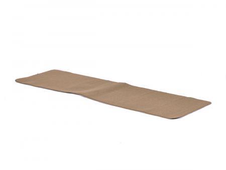FK Schutzmatte Teppich beige für Rennsimulator Gamesitze