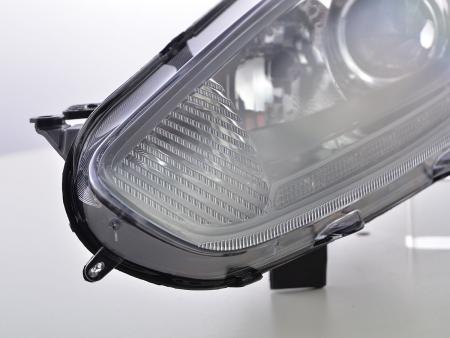 Design Scheinwerfer gebraucht Ford Fiesta Bj. ab 2013-2017 schwarz